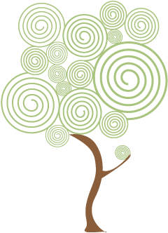 tree graphic