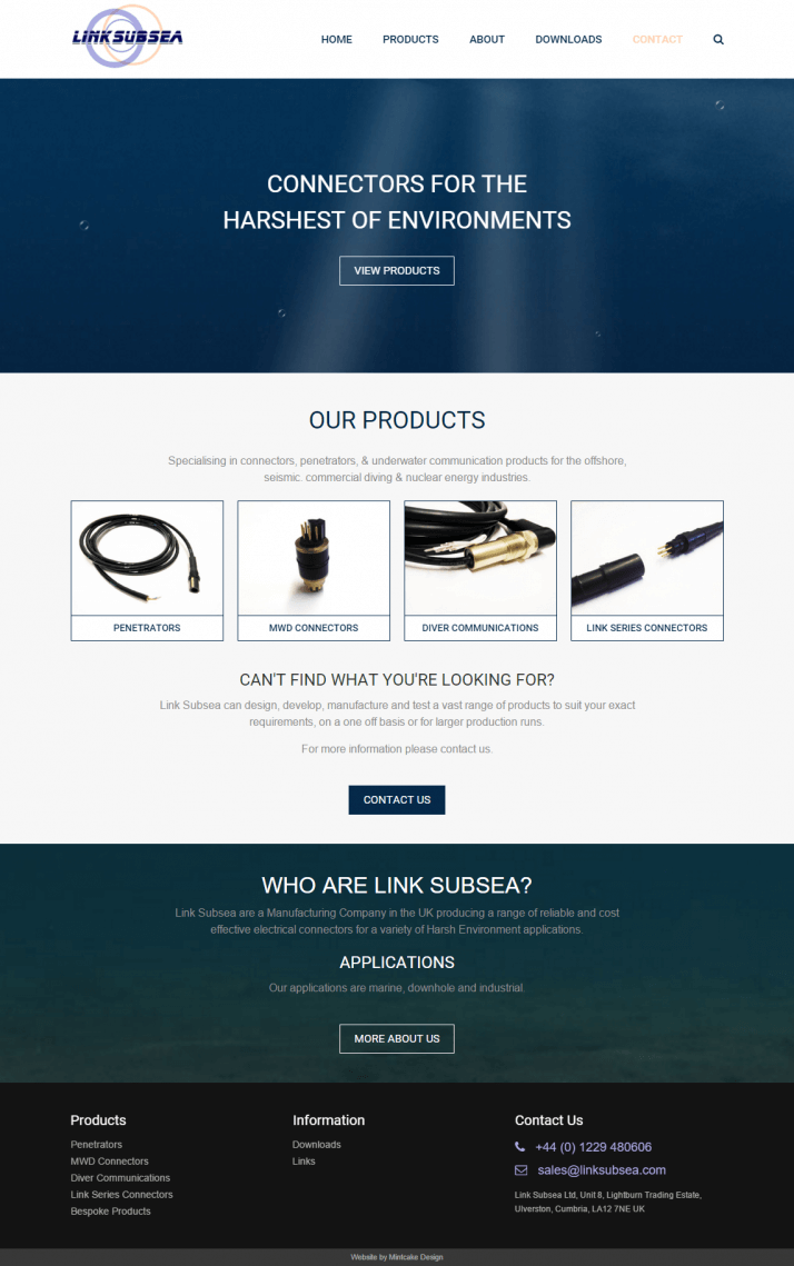 LinkSubSea – Home